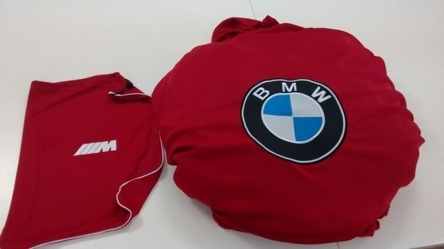 Capa BMW 645Cl na internet