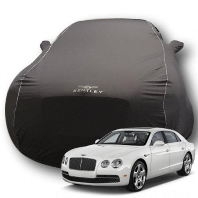 Capa Bentley Flying Spur