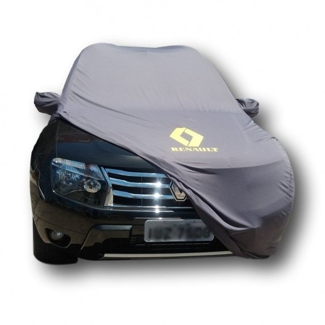 Capa Renault Duster Oroch na internet