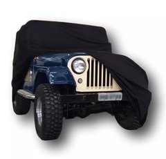 Capa Jeep Willys