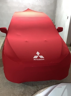 Imagem do Capa Mitsubishi Lancer Evolution