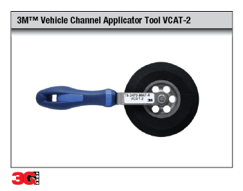 Vehicle Channel Applicator Tool VCAT-2