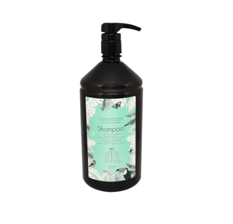 Shampoo – Rosemary – oily roots + dry ends - 1l - buy online