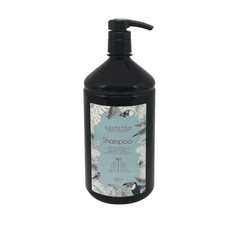 Shampoo | Blackberry | blond + silver   1l - buy online