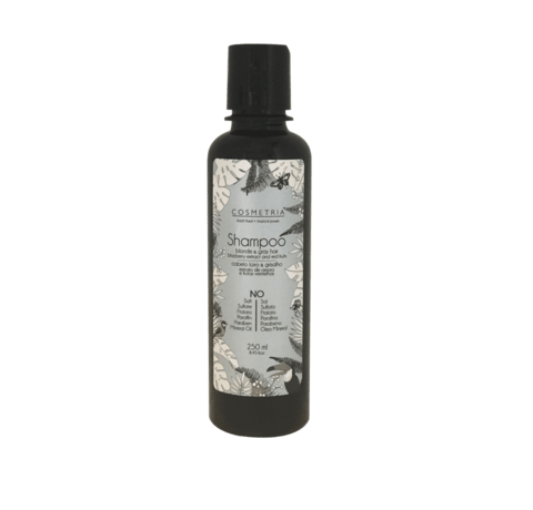 Shampoo – Blackberry – blond + silver - buy online