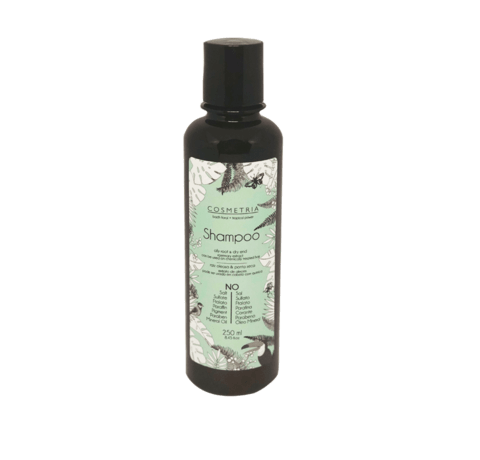 Shampoo – Rosemary – oily roots + dry ends - buy online