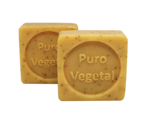 Passion fruit exfoliating soap | pure plant on internet