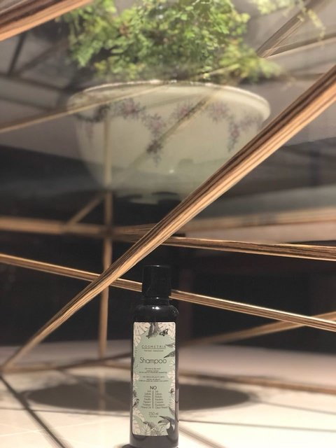 Shampoo – Rosemary – oily roots + dry ends