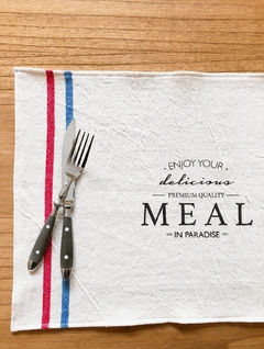 INDIVIDUAL MEAL - (simple) - comprar online