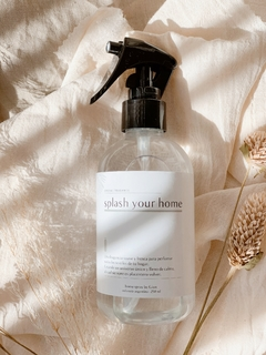 FRAGANCIA SPLASH YOUR HOME - comprar online