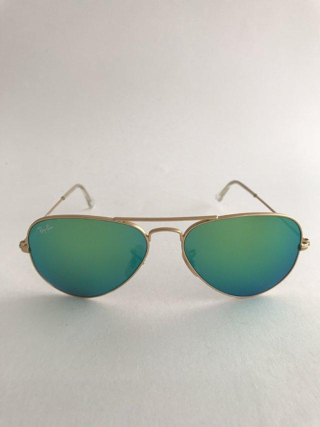 Ray-Ban - óculos de sol RB3025 112 19 Aviator Flash Lenses c329531cc9