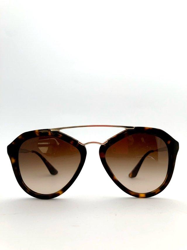 PRADA - Óculos de Sol - Modelo TROTOISE SPR 12Q 54 18 2AU-6S1 135 9fef0226c8