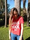 Remera GIRLS ROCK