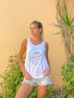 Musculosa YOURSELF