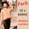 PACK X 10 SWEATERS SURTIDOS (unidad $590)