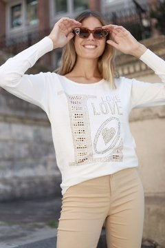 Sweater LOVE vt12135