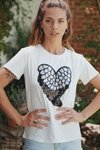 Remera corazon SECUN