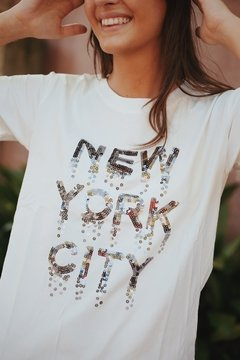 Remera NEW YORK CITY vtj001