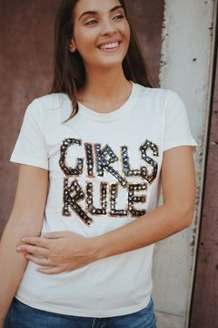 Remera GIRLS RULES vtb6-3