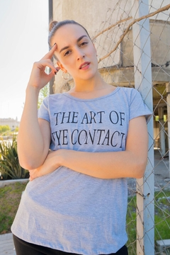 Remera THE ART - Vintage