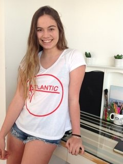 Remera ATLANTIC - Vintage