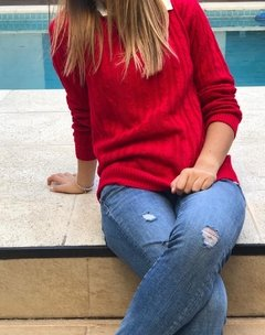 Sweater mil ochos vic234 - Vintage