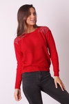 Sweater tachas AVENO