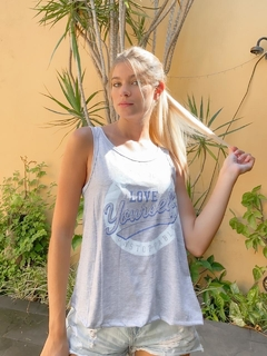 Musculosa YOURSELF - Vintage