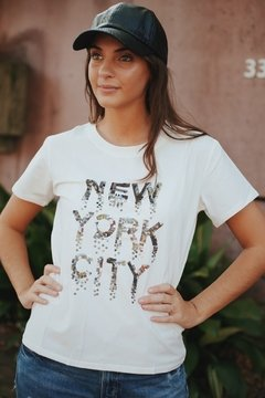 Remera NEW YORK CITY vtj001 - comprar online