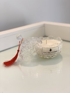 VELA ROMANCE  - Love This Candle