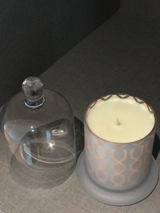 DOMO CRISTAL ROSE GOLD - Love This Candle