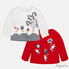 Set 2 Camisetas manga Larga