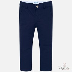 Pantalon chino plana stretch
