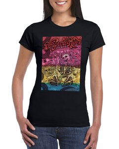 Camiseta Tropical Punk Records. en internet