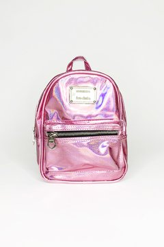 Mini Mochila *HOLOGRAPHIC  ROSA 9091020008 - buy online