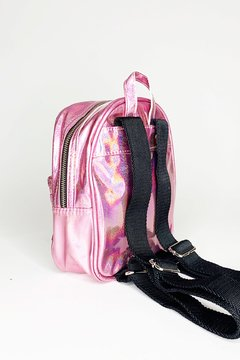 Mini Mochila *HOLOGRAPHIC  ROSA 9091020008 on internet