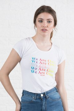 Remera - We are one - 9060820032