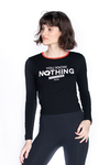 "Remera manga larga "" You know nothing ..."" 9061019001"