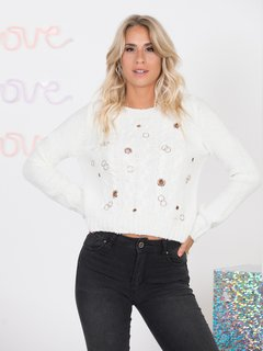 "Sweater ""Arandelas"" 9035119008"