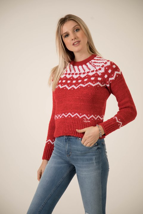 Sweater Espigas en internet