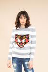 Sweater rayado FELINO 903512106