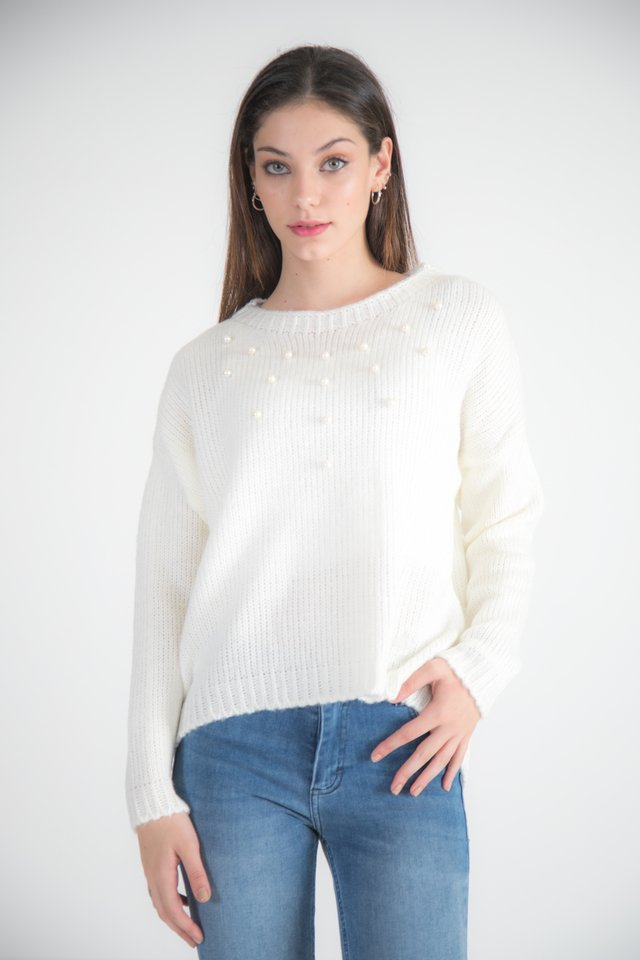 Sweater PERLAS / 2113 - scombro