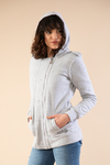 Campera gris COUTURE 905005120