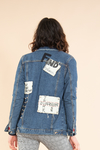Campera jean larga GISE I 905008075
