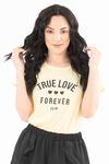 Remera True love