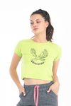 Remera aguila the world is magic - scombro