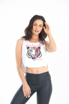 Musculosa Real Girls tigre