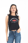 Musculosa California dreams rosas