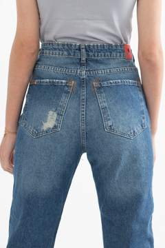 Oriana III Denim on internet