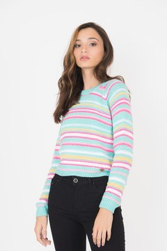 Sweater multi color 90250123 - comprar online
